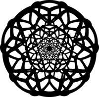 Vector-contour-of-complicated-geometrical-mandala