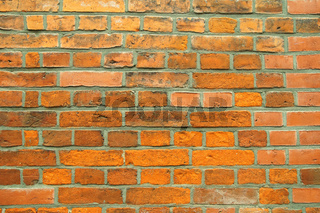 Backsteinmauer / Brick Wall