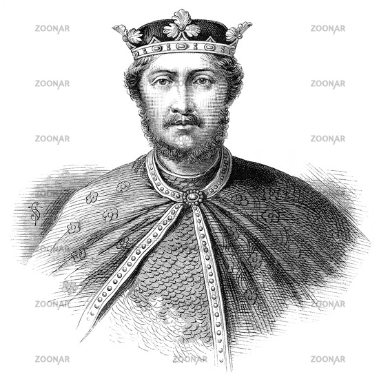 Richard the Lionheart, 1157-1199, King of England
