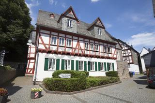Academia Nassauensis, Herborn, Hesse, Germany
