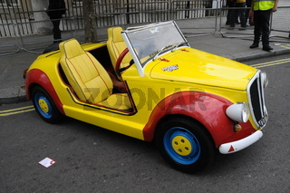 DSC_1788.JPG Enid Blyton's Noddy car