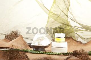 Ätherisches Öl Aromakosmetik Sheabutter