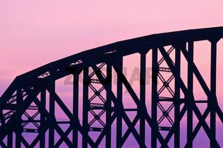 Old bridge detail