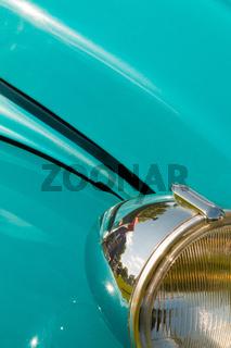 2CV motorhaube