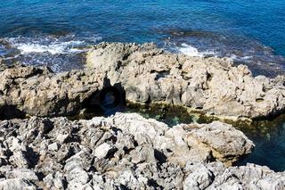 Cala Agulla, Mallorca, Spanien