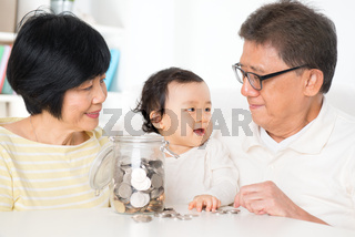 Asian family financial planning