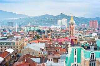 Batumi cityscape