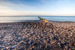Sonnenuntergang Ostsee