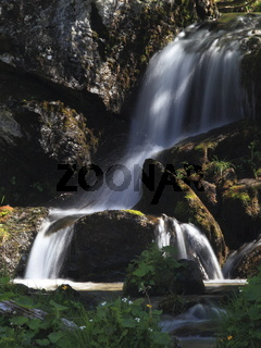 Wasserfall im Voldertal ,Tirol, Tyrol