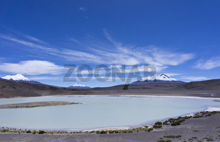 Bolivia,Altiplano Lakes
