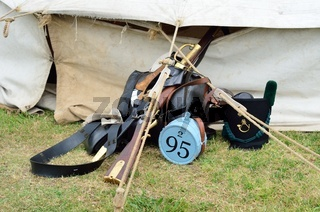 Napoleonic army equipment