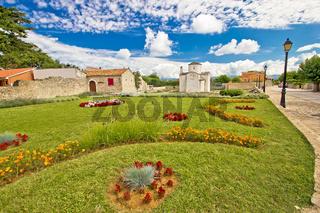 Adriatic tourist destination of Nin