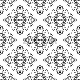 seamless pattern. Abstract background