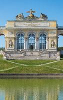 Schloss Schönbrunn (Gloriette) Wien
