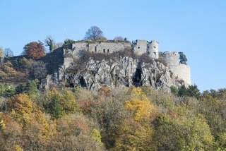 Deutschlands größte Festungsruine auf dem Hohentwiel