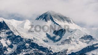 Peak in Nepal