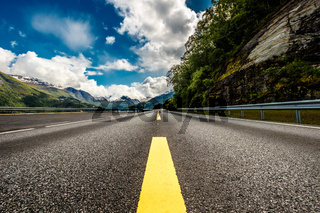 Road in Norway