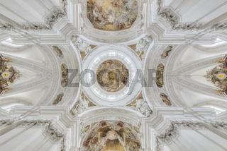 Basilika St. Martin   Weingarten