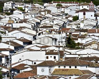 Grazalema, Andalusien, Spanien