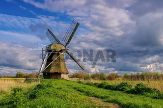 Wedelfelder Muehle - windmill Wedelfeld 03