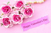 Happy valentine's day text