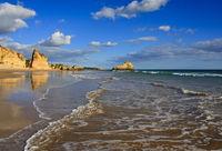 Praia da Rocha - Strand an der Algarve/Portugal