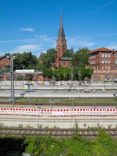 luebeck hauptbahnhof