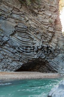 Basalt Grotte