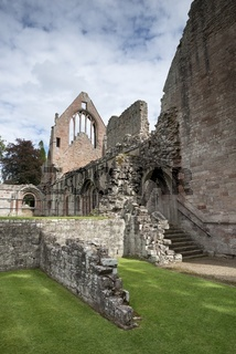 Dryburgh Abbey bei St. Boswells