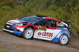 Robert Kubica Rallye Deutschland 2014