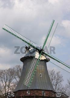 Windmühle am Schiffertor-I-Stade