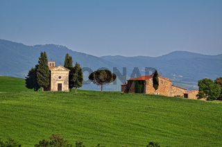 Vitaleta - Toskana