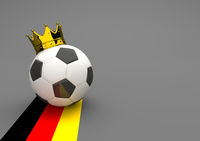 Football Crown Germany
