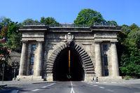 Budapest Adam Clark Tunnel
