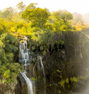 Victoria Falls Detail