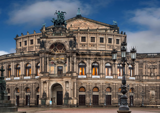 Semperopera in Dresden