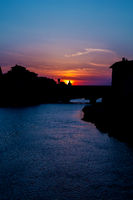 Sonnenuntergang Ponte Vecchio
