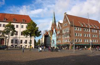 Marktplatz-Altstadt-Lueneburg