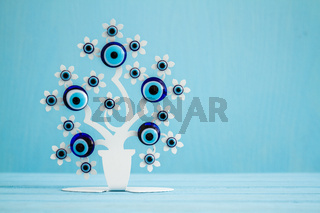 Decorative Evel Eye Beads, Turkish Traditional Amulet