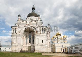 Convent in Vyshny Volochyok, Russia