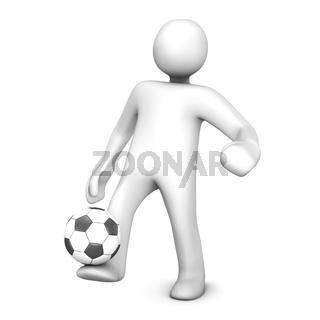 Manikin Football
