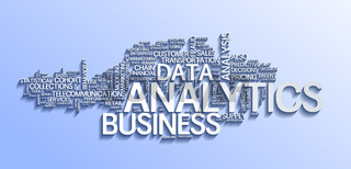 Illustration of analytics business analysis