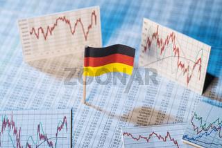 Entwicklung der Wirtschaft in Deutschland