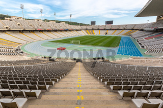 Olympic stadium Barcelona, Spain