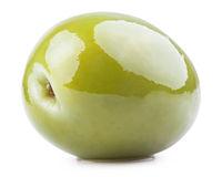 Fresh green olive