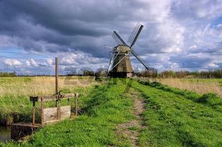 Wedelfelder Muehle - windmill Wedelfeld 01