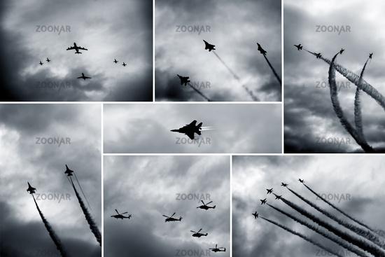 Retro Aircraft Show