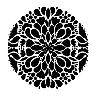 Mandala ornament, abstract pattern for your design