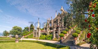 Wonderful 'Isolabella' garden