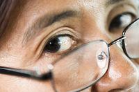 eye macro and goggles
